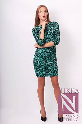 Женское платье №46-8510