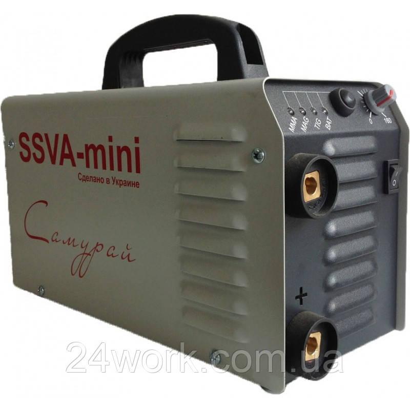 Зварювальний інвертор SSVA mini Самурай