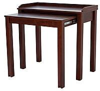 Стол письменный из натурального дерева 004