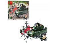 Конструктор BRICK 823 Танк-блокпост