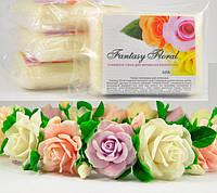 Холодный фарфор Fantasy Floral для реалистичных цветов,цвет белый полупрозрачный,200 г