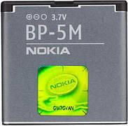 АКБ Nokia 5M