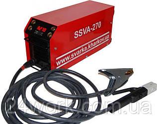 Инвертор сварочный аппарат SSVA-270, 380 Вт