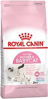 Сухий корм Royal Canin Mother and Babycat для кошенят до 4 місяців, 400 г, фото 1