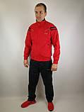 Чевоний спортивний костюм, фото 3