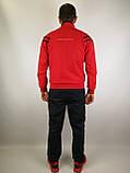 Чевоний спортивний костюм, фото 5