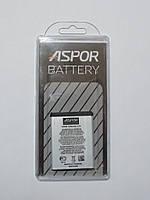 АКБ Aspor Samsung S5360 (EB454357VU) (B5510/B5512/S5300/S5302/S5363/S5380)