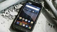 Мобильный телефон CAT caterpillar S48C black  4+32 GB