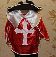 Детский карнавальный костюм мушкетера от 3-7 лет