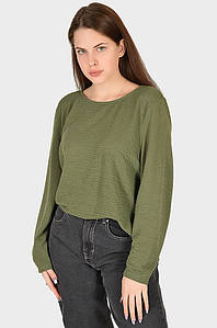 Батник женский зеленый размер 50-52 AAA 128601P