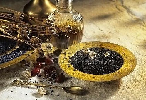 Масло семени черного тмина