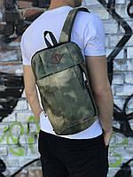 Повсякденний чоловічий рюкзак (невеликий), фото 1