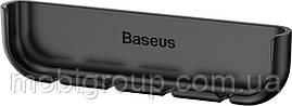Держатель проводов Baseus для iPhone XS Max Cable Fixing Magic Tool, Black (ACAPIPH65-A01)