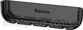 Тримач проводів Baseus для iPhone XS Max Cable Fixing Magic Tool, Black (ACAPIPH65-A01)