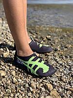 Неопреновая обувь аквашузы Skin Shoes иероглиф размеры 34-40
