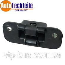 Пластиковый фиксатор раздвижной двери верх / низ Renault Trafic (2001-2014) Autotechteile (Германия) 5050197