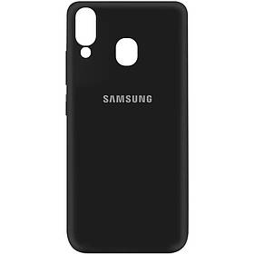 Уцінка Чохол Silicone Cover My Color Full Protective (A) для Samsung Galaxy A40 (A405F)