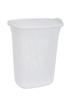 Корзина для белья VIOLET HOUSE WHITE Виолетта (6481508)