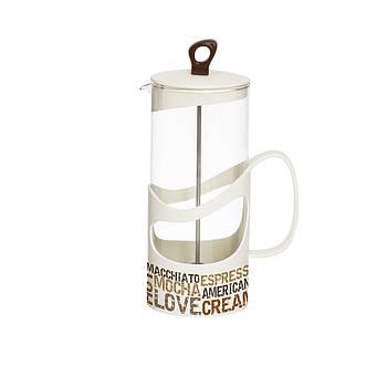 Френч-прес HEREVIN Coffee Cream, 1.0 л (6525384)