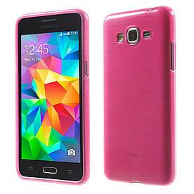 Чехол накладка на Samsung Galaxy Grand Prime VE G531H, TPU Pearl Style
