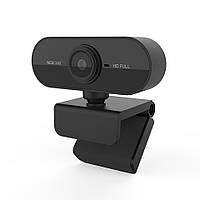 USB веб-камера 1080P Full HD веб-камера со встроенным микрофоном