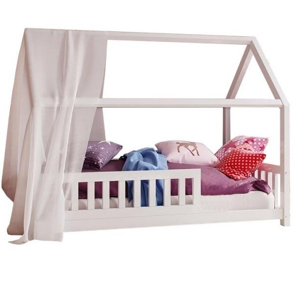 Ліжко-будиночок HB-02 дерев'яні з бука ТМ Mobler