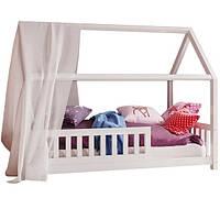 Ліжко-будиночок HB-02 дерев'яні з бука ТМ Mobler, фото 1