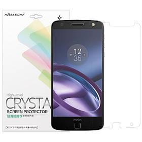 Захисна плівка Nillkin Crystal для Motorola Moto Z (XT1650)