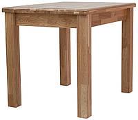 Стол кухонный из массива дерева 004 (700*900)