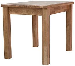 Стол обеденный деревянный 004