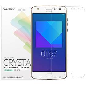 Защитная пленка Nillkin Crystal для Motorola Moto Z2 Play