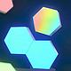 Модульная настенная лампа с пультом 3шт Цветная, фото 2