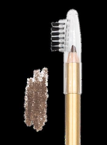 Карандаш для бровей Romance Eyebrow pencil CH-3, Espreso