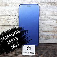 Чохол книжка для Samsung M51/M515 G-Case Синій, фото 1