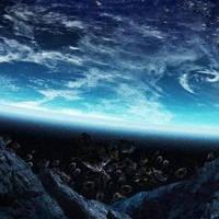 Космос - Каталог скинали для кухни