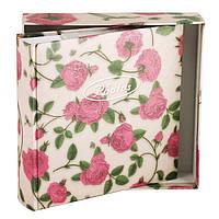 Фотоальбом CHAKO 10x15/200 Tea-rose in Box