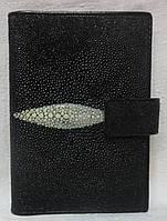 Обложка на паспорт и авто-документы  из кожи ската., фото 1