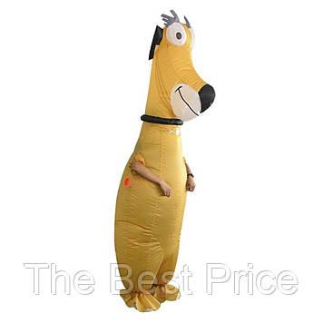 Надувной костюм Собака