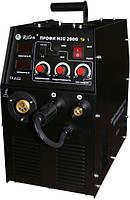 Полуавтомат сварочный ПРОФИ MIG 200 G + ММА (однокорпусной, 2-х роликовый, 220 В)