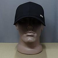 Классическая черная кепка