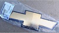 Эмблема (крест) на решетке капота Aveo T-250 GM Корея (ориг) 96648780