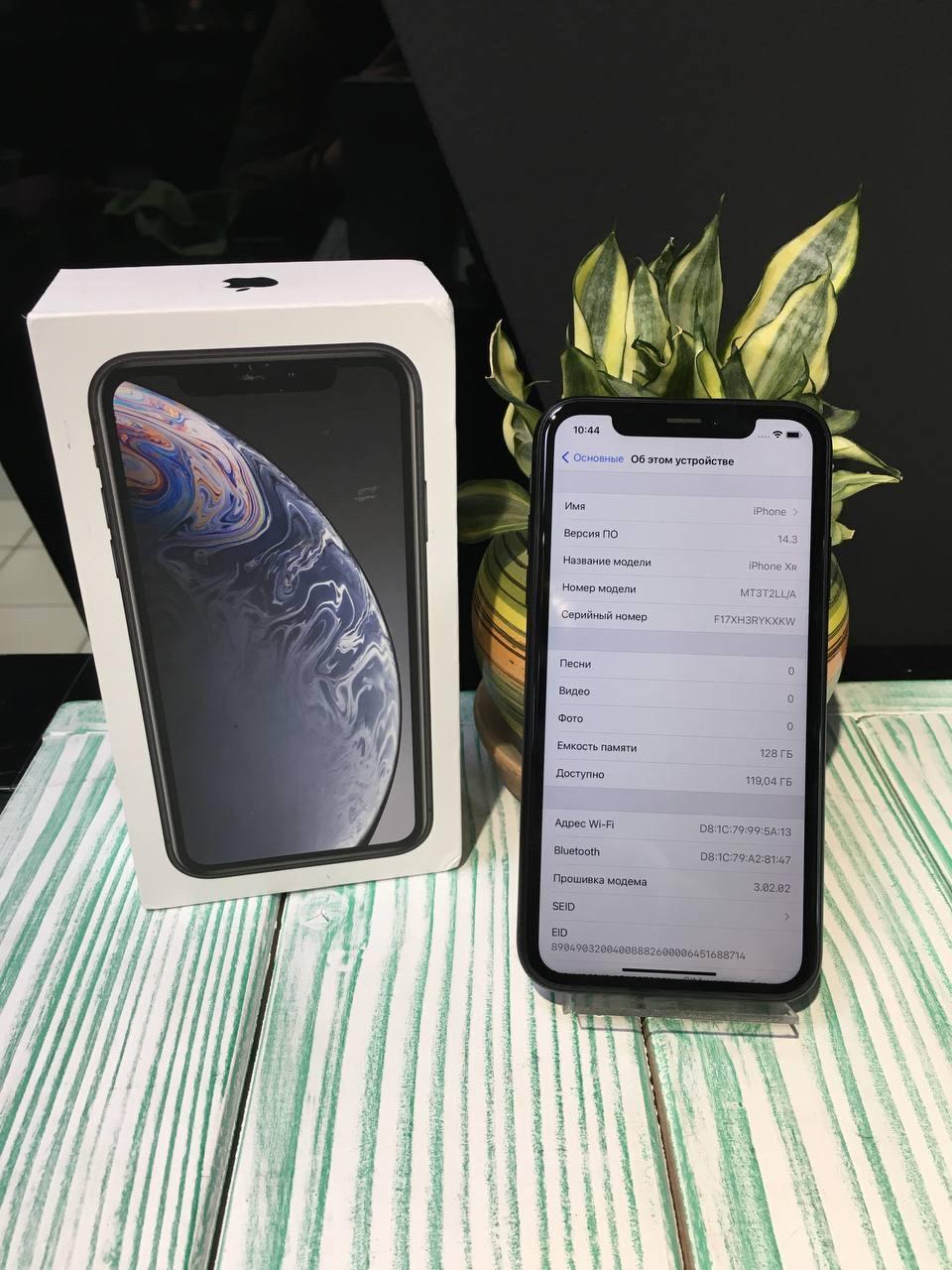 БУ Apple iPhone Xr 128Gb ATT Оригинал