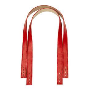 Комплекты пришивных ручек для шопперов 70*2 см кожа