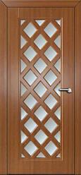 Модель Крис, полотно остекленное, межкомнатные двери, Николаев