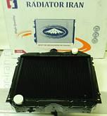 Радиаторы охлаждения двигателя авто