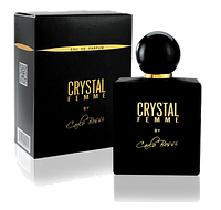 Парфюмерная вода для женщин Crystal Femme (Carlo Bossi), 100 мл