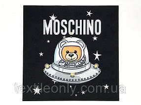 Нашивка Ведмедик космос Москіно 230х230 мм
