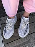Жіночі кросівки Adidas Yeezy 350, фото 4