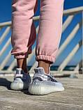 Жіночі кросівки Adidas Yeezy 350, фото 5