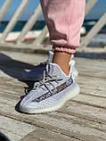 Жіночі кросівки Adidas Yeezy 350, фото 7
